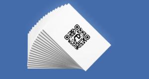 cartão de visitas marketing impresso