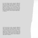 brancos espaço layout design
