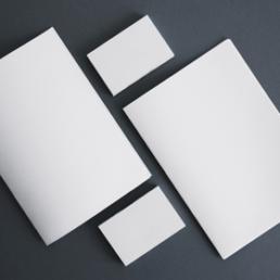 Os principais materiais impressos para empresas