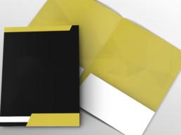 impressão de pasta personalizada