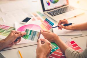 designers criativos e eficientes